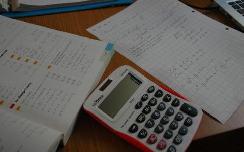 La matematica, un amore della maturità